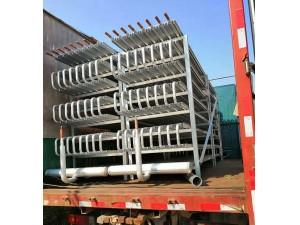 铝排管发货